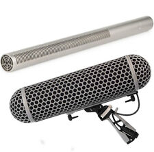 Rode NTG-3 Microphone Directionnel + Dirigeable Protection contre le Vent
