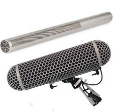 Rode NTG-3 Richtmikrofon + Blimp Windschutz