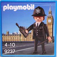 Playmobil Exclusiv 9237 Bobby Englischer Polizist mit Schlagstock NEU NEW RAR