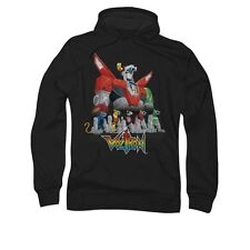 Voltron Lions Licensed Adult Pullover Hooded Sweatshirt Hoodie Sm-5Xl