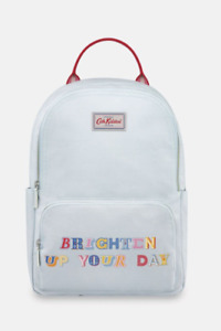 NEW Cath Kidston Brighten Up Your Day Backpack  *  GREAT GIFT*