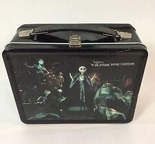 NECA Disney Tim Burton's The Nightmare Before Christmas Lunch Box W/ Thermos