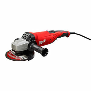 Milwaukee 6086-30 15 Amp 7 in. Large Angle Grinder w/ Lock-on ( 6088-30 ) NEW