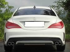 Mercedes W117 CLA Sport Exhaust Muffler Silencer CLA160 CLA180 CLA200 AMG