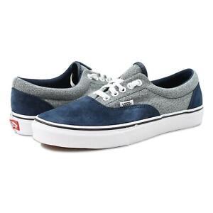 Vans Era Suede Shoes Suiting Dress Blues 5 New