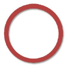 """NEW PIPE VALVE FLANGE RUBBER RING GASKET PRESSURE TO 150Lb 4"""" PIPE SIZE"""
