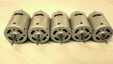 5x Mabuchi RS380-SH-4535 High Speed DC Motor RC Model DIY Toys Parts