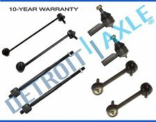 Brand New 8pc Complete Front Suspension Kit for 2003-2008 Hyundai Tiburon