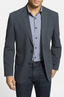 * NWT Wallin & Bros Trim Fit Seersucker Sport Coat $345 NWT, 38R