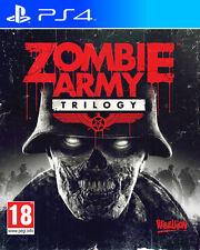 Zombie Army Trilogy (Playstation 4) Nuevo Y Sellado