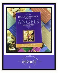 Doreen Virtue Daily Guidance From Your Angels Oracle Cards (Electronic Guidebook