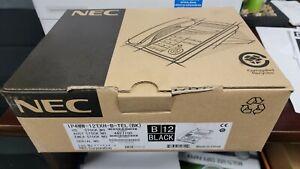 NEC SL1100 12-Button Backlit Display Digital Phone 1100061 IP4WW-12TXH-B-TEL NEW