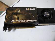 ZOTAC GeForce GTX 275 896MB 448-bit DDR3 PCI Express