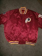 PRE-OWNED NFL REDSKINS JACKET