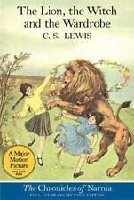 The Lion the Witch & the Wardrobe by C. S. Lewis FULL-COLOR COLLECTORS EDITION