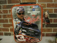 2000 KIDS NASCAR #3 DALE EARNHARDT 3 PIECE SET PILOT / SUITE CASE--NEW