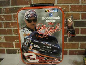 2000 KIDS NASCAR #3 DALE EARNHARDT 3 PIECE SET PILOT / SUITE CASE--NEW