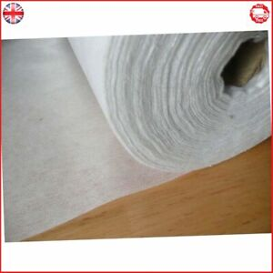 Soft Handle Medium Weight Fusible Iron On Interfacing Sold By The Metre 90cm Wid