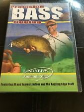 Lindner's Angling Edge - Precision Bass Jigging - Dvd New Sealed