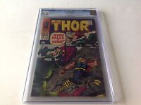 THOR 149 CGC 9.2 INHUMANS BLACK BOLT WRECKER MARVEL COMICS