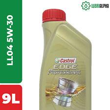 Olio Motore Castrol EDGE Professional LL 04 5W30 9 Litri