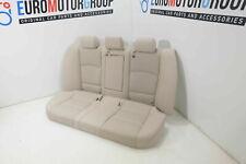 BMW F10 Hintersitze Comfort Seats Leather Dakota Oyster