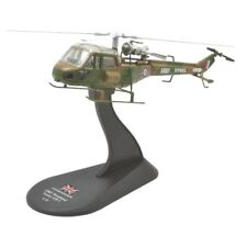 british army helicopter Westland Scout  model diecast  1:72 metal