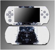 Star Wars Darth Vader Death Empire Jedi Sith Video Game Skin Sony PSP Slim 3000