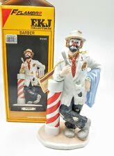 Barber Clown Professional Hobo ( Emmett Kelly jr Collection )