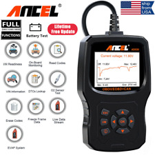 Check Engine Battery Check Auto OBD2 Scanner OBD Code Reader Car Diagnostic Tool