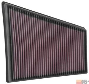 K&N Replacement Air Filter For PORSCHE 718 BOXSTER H4-2.0L F/I 2016-2018 33-3078