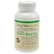Healthy Energy Burst with Caffeine - Forgotten Sprouts - Guarana Root Extract