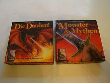 Die Drachen + Monster & Mythen