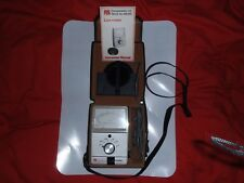 Vintage RS Components Luxmeter - 1987, good working condition