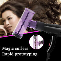 Tornado Style Automatic Hair Air Curler - with 2 Curl Sticks