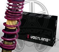 Vogtland Gewindefahrwerk Audi A4 S4 B6 B7 8E Avant Cabrio Quattro VA ab 1080kg