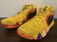 Nike Kyrie 4 Uncle Drew Decades Pack Mens Basketball Shoes Size 8 943806-700
