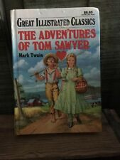 Hardcover The Adventures Of Tom Sawyer By Mark Twain