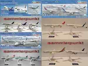 1 KOMPLETTSATZ + aller BPZ Ihrer Wahl aus der Airbus-Reihe