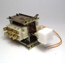 Jeanrenaud Druckschalter / Maschinen-Schalter / Heizungsschalter, 6x EIN
