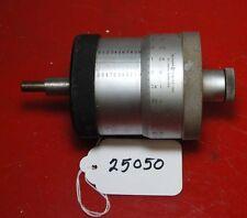 Scherr Tumico Micrometer Head 0 1 Inch Inv25050