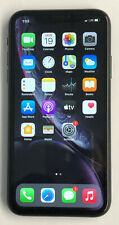 Apple iPhone XR - 256GB - Black (UNLOCKED) A1984 (CDMA + GSM) BH 100%