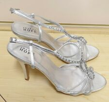Joanna Hope Silver strappy Sandals