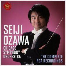 The complete RCA Recordings-Ozawa, Seiji/Chicago Symphony Orchestra 6 CD NUOVO