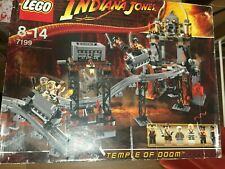 LEGO INDIANA JONES 7199 IL TEMPIO MALEDETTO 2009 Temple of Doom