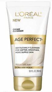 L'Oreal Paris Age Perfect Cream Cleanser, 5 fl. oz.