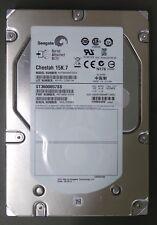 "SEAGATE ST3600057SS 600GB SAS 3.5"" HDD 15K  DRIVE. FREE UK POST - 90DAY WARRANTY"