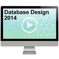 Database Design 2014 Video Tutorial Training