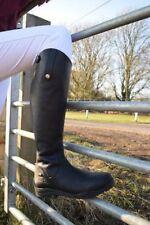 Mark Todd Fleece Lined Tall Winter Boot (standard) Eu35 - UK Kids 3 Black 890215