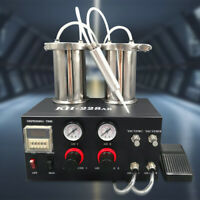 AB Adhesive Semi-auto Glue Dispenser Two-component Epoxy Dispensing Machine 110V